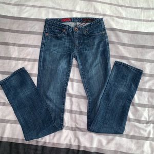 AG slim cut Casablanca jeans